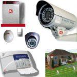 CCTV, Alarmas y Control de Accesos