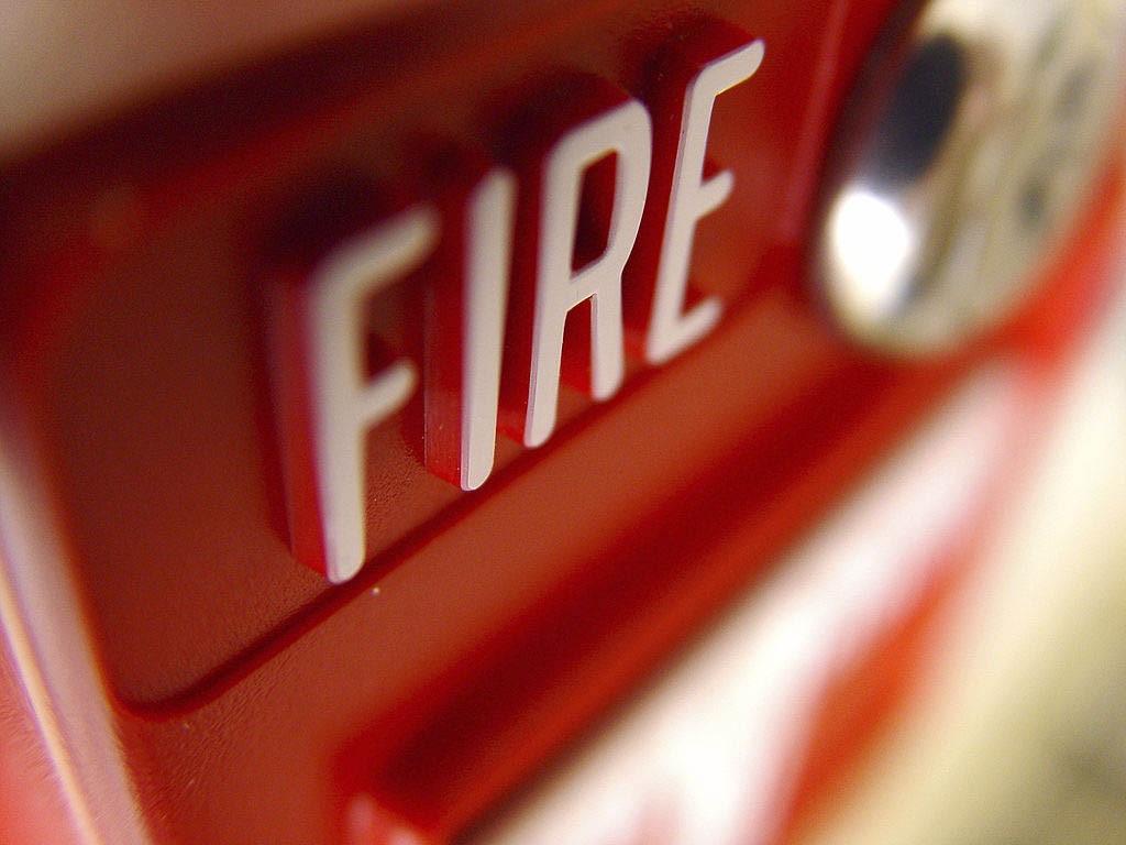 alarmas de incendios en vallecas