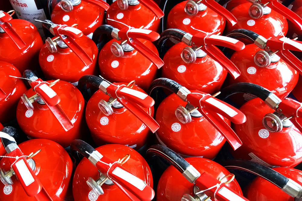 venta de extintores en vallecas