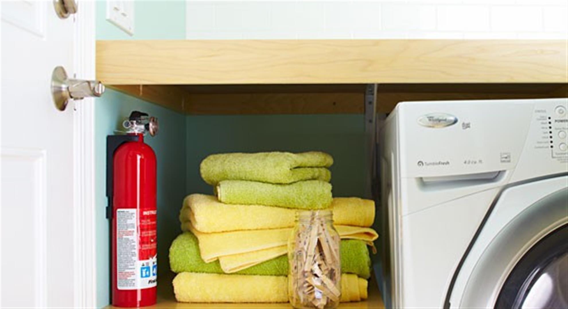 extintores para el hogar
