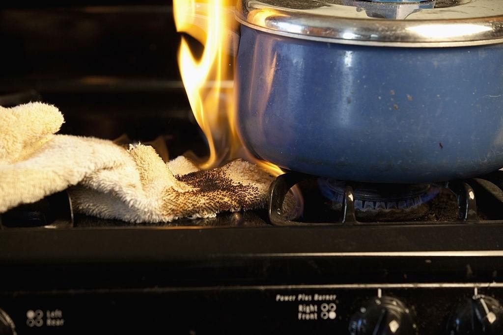 Fuego en mi casa ¿cómo actuar