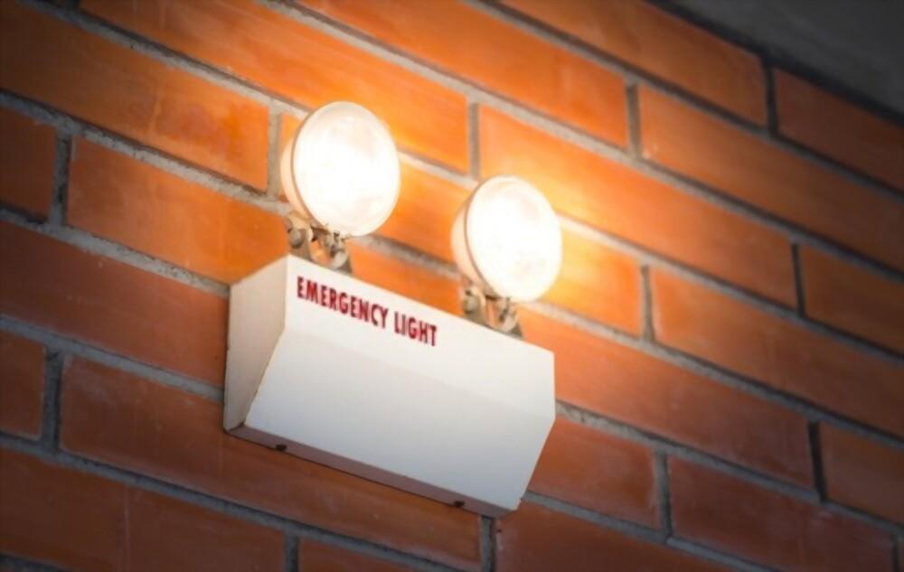Algunos de los lugares que deben instalar iluminación de emergencia